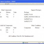 Cómo eliminar support packages de la cola de parches