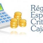 RECC – Régimen especial del criterio de caja