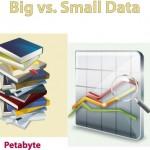 Small Data: Piensa en pequeño