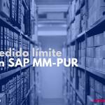 SAP MM-PUR: Pedido Límite