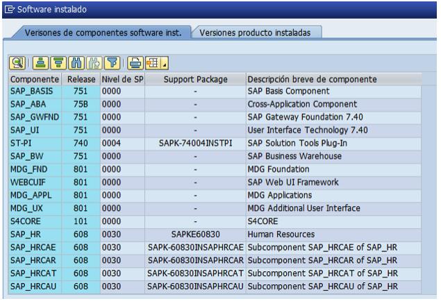 Netweaver y SAP S/4HANA