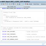 SAP S/4HANA 1610 código estándar modificable