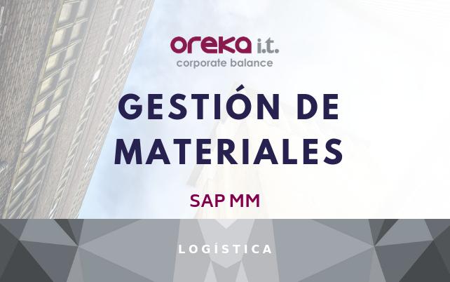 SAP MM – Gestión de Materiales