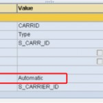 Web Dynpro Abap Tutorial: Object Value Selector