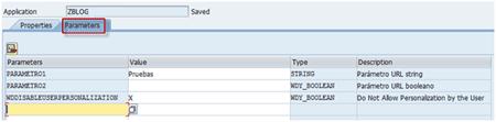 Valor por defecto a parámetros de URL WD4A