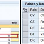 Web Dynpro Table UI Element: Colores