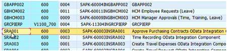 SAP Fiori UX - Aplicaciones transaccionales