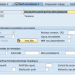 SAP PP – Versiones de fabricación