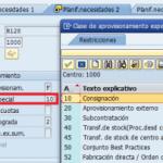 SAP MM: Consignación en compras (1 / 2)