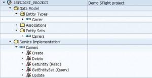 SAP Netweaver Service Builder