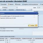 SAP CO: Rangos de números para operaciones de Controlling