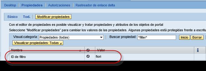 SAP Portal, Desktop B