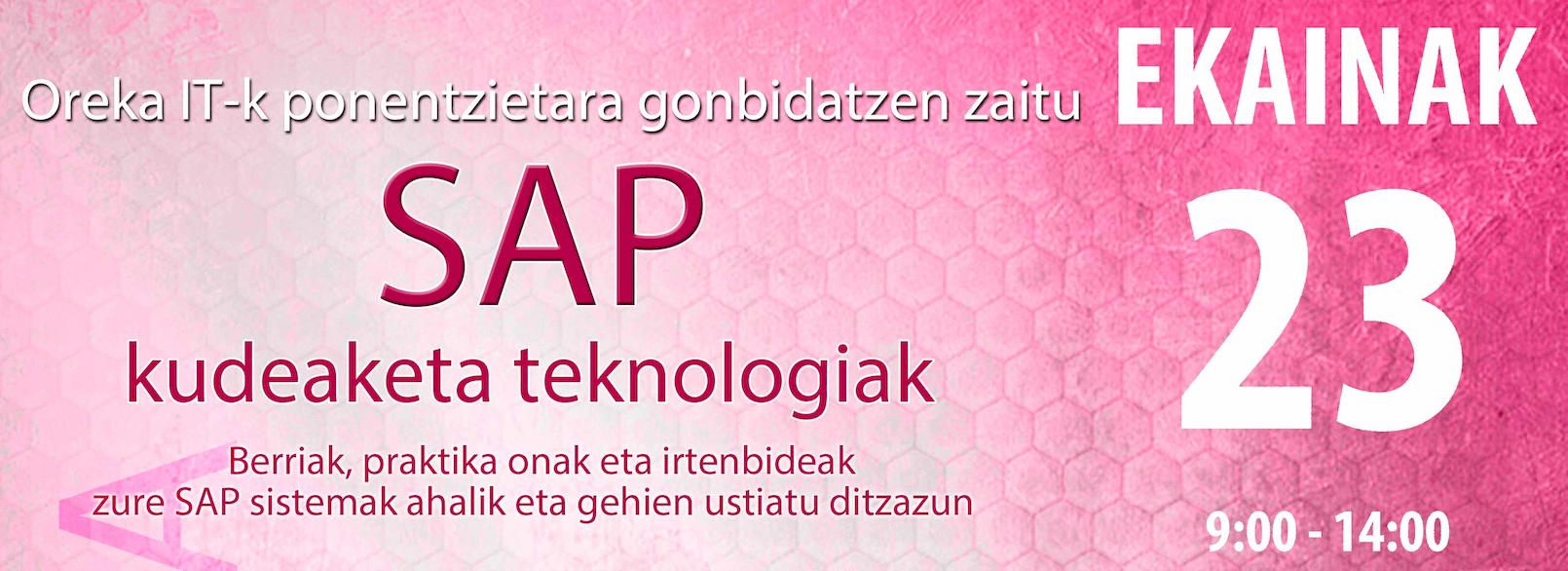 SAP Ponentziak 2017