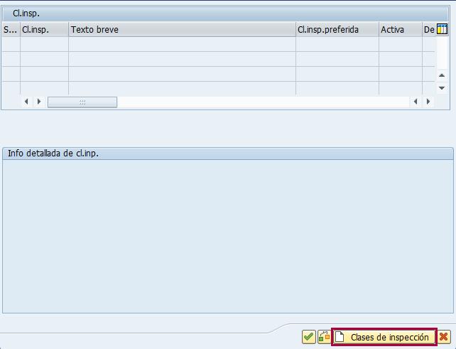 Módulo SAP QM, crear asignación