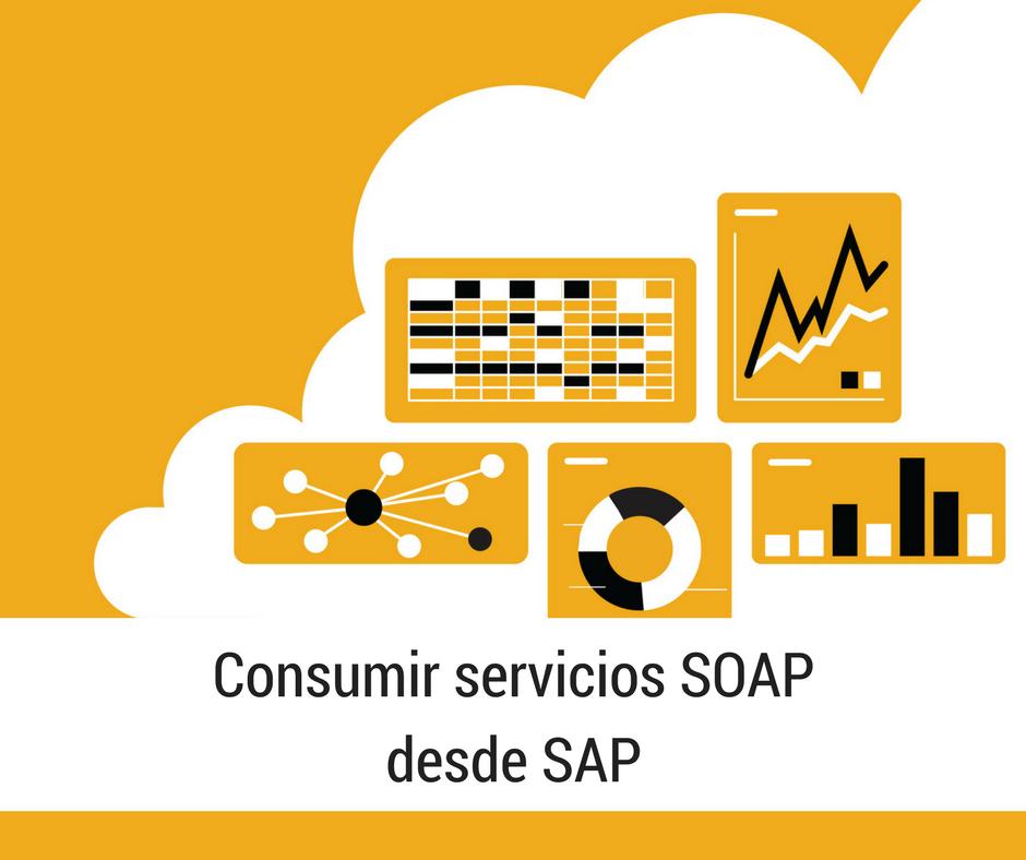 Consumir servicios SOAP desde SAP