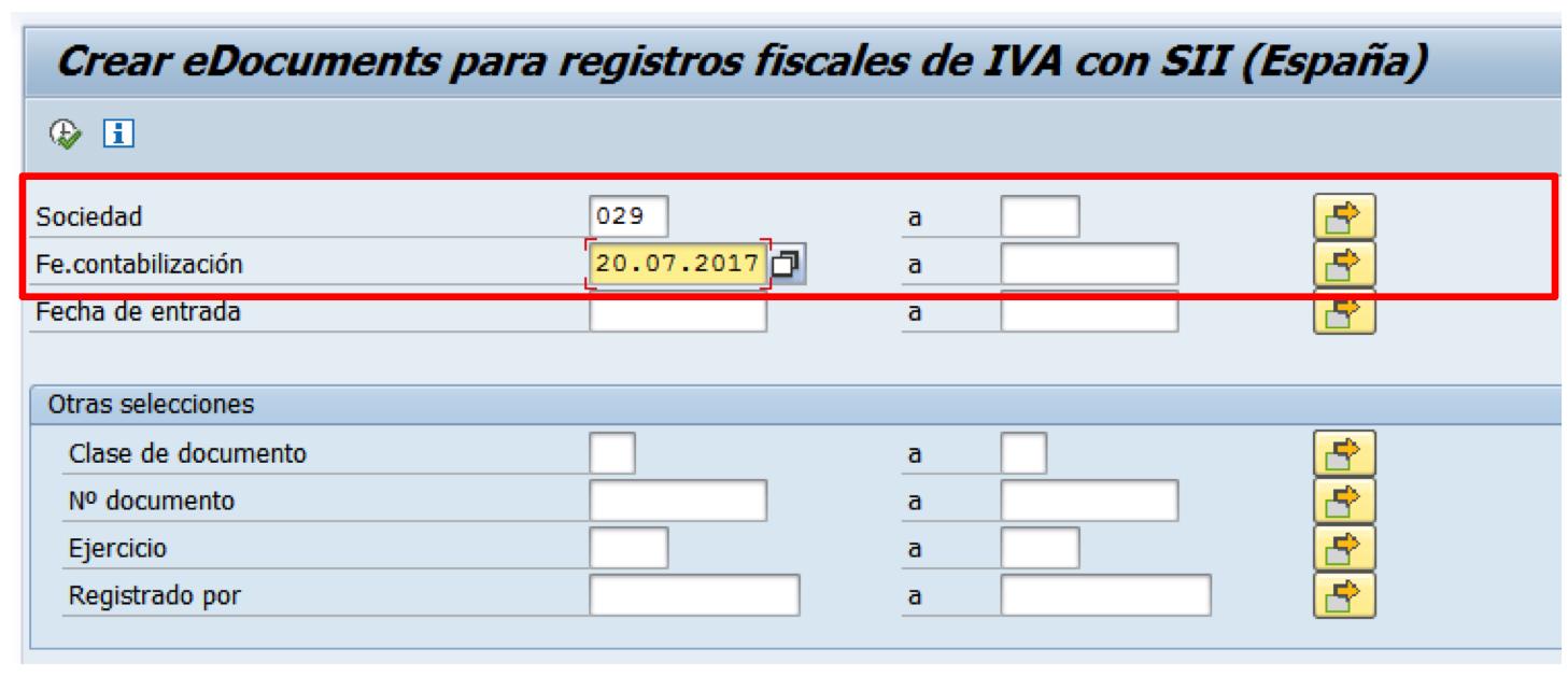 eDocument en SAP FI