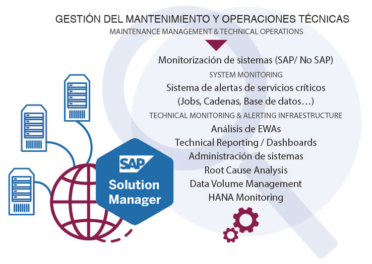 Oreka IT: Solution Manager para SAP