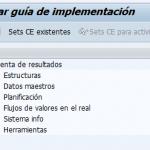 Parametrización de cuenta de resultados en SAP