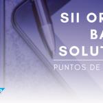 SAP FI: Mejoras para solución SII OBS – Oreka Basic Solution