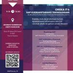 Jornada SAP 2018: 22 de junio en Vitoria – Gasteiz