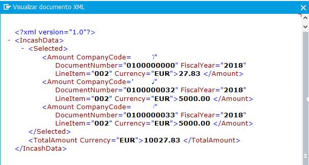 Libro de operaciones - rascendencia tributaria - cobros en metálico - Visualización del documento