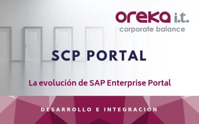 SCP Portal, la evolución de SAP Enterprise Portal