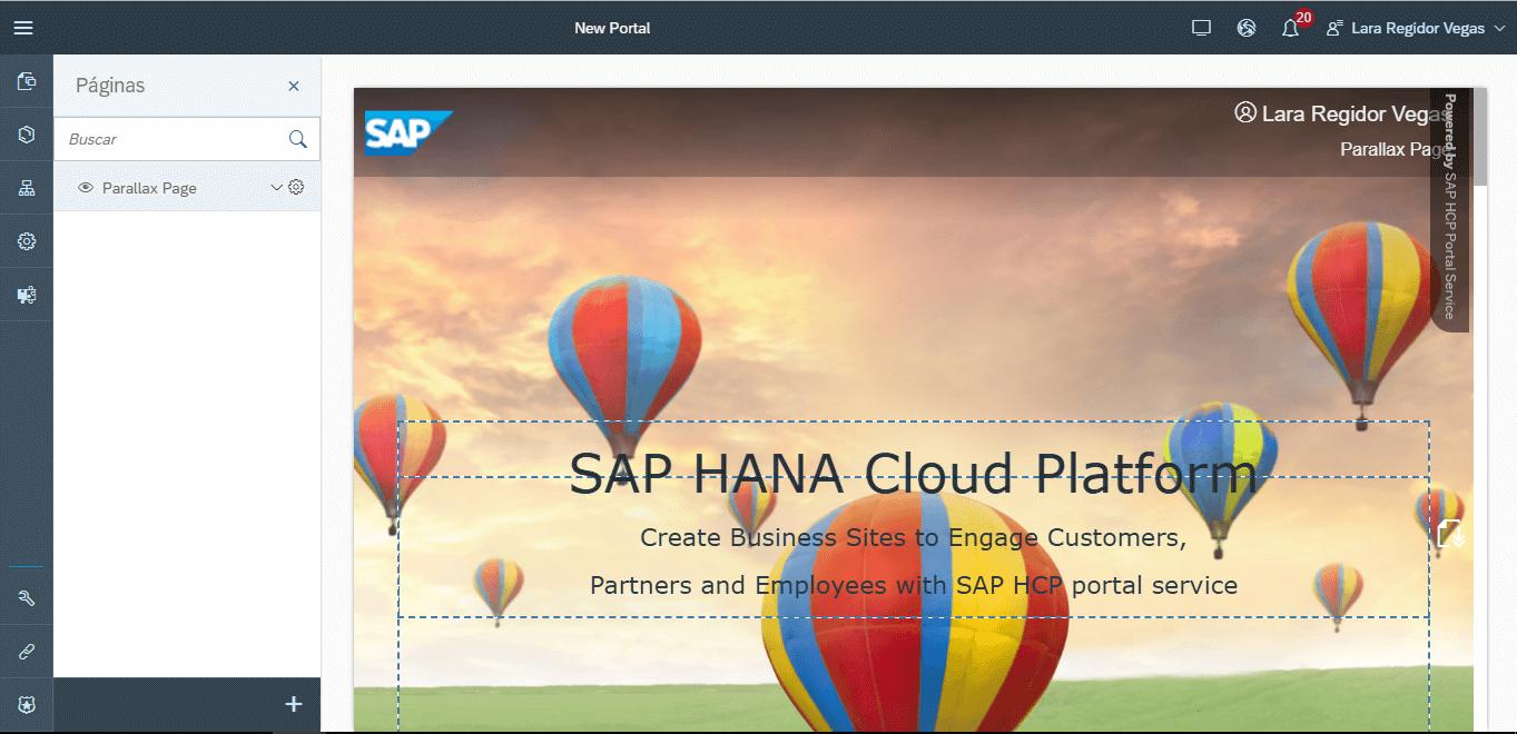 SCP Portal - Portal empleado