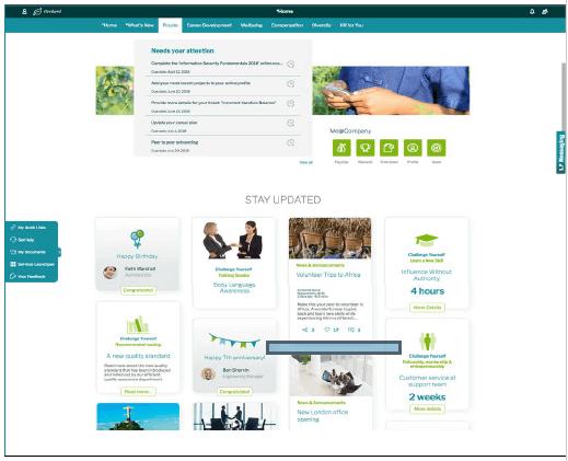 SCP Portal - tipos de layout 1