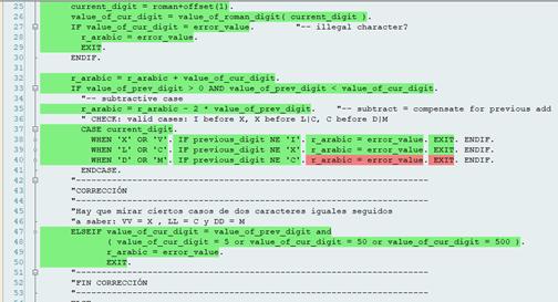 ABAP UNIT TESTING, Introducción ténica - Código usado vs no usado