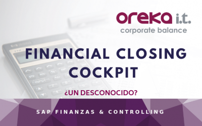 Financial Closing Cockpit ¿un desconocido?