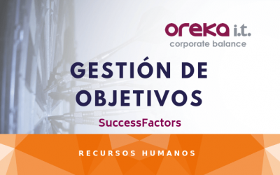 Gestión de objetivos en SuccessFactors · Goal & Performance Management