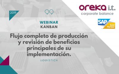 Webinar · KANBAN en SAP S/4 HANA