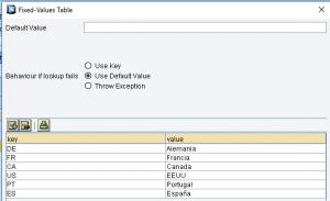 Mapeo de valores dentro del Graphical Mapping Editor en SAP PI (4)