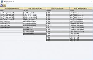 SAP PI ·Tratamiento de contextos en el mapeo gráfico funciones de nodo, replicación