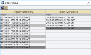 SAP PI ·Tratamiento de contextos en el mapeo gráfico funciones de nodo,collapseContexts