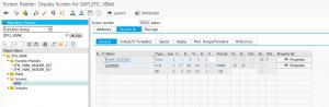 Creación de nueva pestaña en VA01 mediante BAdI - Grupo de funciones ZFG_VBAK