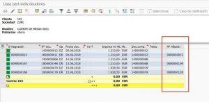 Añadir nuevos campos en los informes de partidas individuales de FI, utilizando BTEs (1)