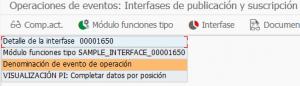 Añadir nuevos campos en los informes de partidas individuales de FI, utilizando BTEs (2)
