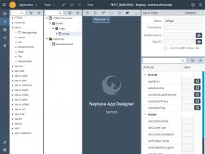 Aplicaciones FIORI usando Neptune Software - Neptune APP Designer