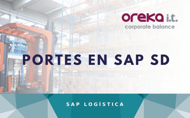 Portes en SAP SD
