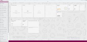 SAP Sales Cloud - dashboard inicial