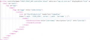 Conceptos básicos sobre BBDD SAP y HANA (Parte III) - EntitySet ZCDS_VIEW