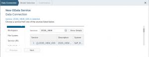 Conceptos básicos sobre BBDD SAP y HANA (Parte III) - aplicacion