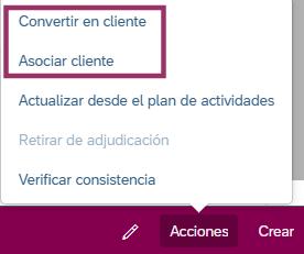 SAP SALES CLOUD – Convertir un lead en cliente, proceso completo - convertir lead en cliente