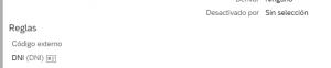 reglas de negocio en SAP SuccessFactors - Configuración de definiciones de objeto