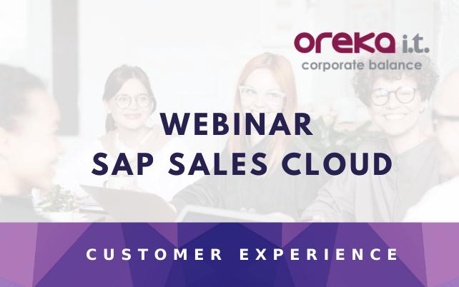 Webinar SAP Sales Cloud