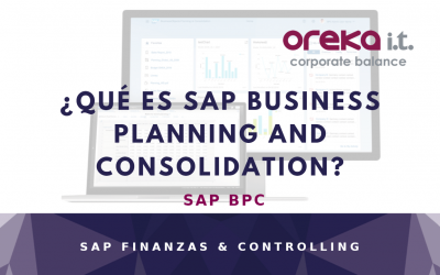 SAP BPC: ¿qué es SAP Business Planning and Consolidation?