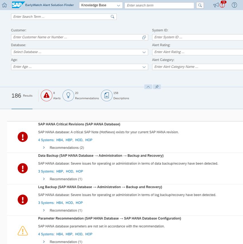 SAP HANA COCKPIT 2 - SAP Support Portal
