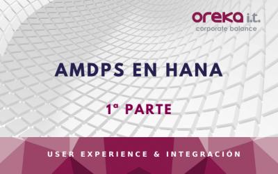 AMDPs en HANA – 1ª parte