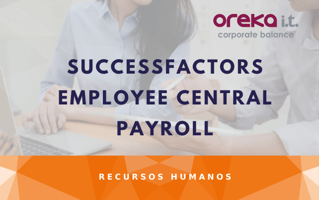 SuccessFactors Employee Central Payroll